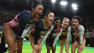 USA Gymnastics Dominated For Gold Again, And The Internet Celebrated Along With Them