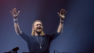 David Guetta Had His Home Invaded By An Armed Man Who's Been There Before
