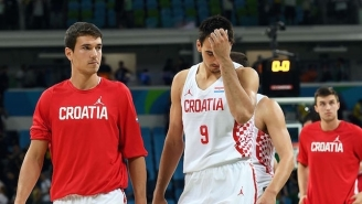 Dario Saric Hilariously Called Himself 'The Last P*ssy' For His Poor Play In Rio