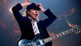 AC/DC And Axl Rose Busted Out 'Live Wire' In Concert For The First Time In 34 Years