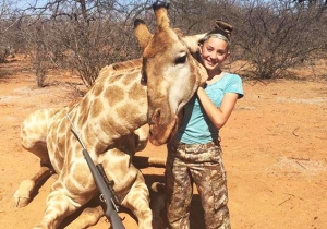 A 12-Year-Old Big-Game Hunter Is Getting Online Death Threats Over Her Hunting Photos