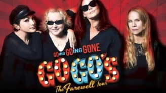The Go-Go's Go Out Like A 'Wrecking Ball' With A Miley Cyrus Cover At Their Final Show