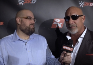 Talking To Bill Goldberg About Squash Matches, Back Handsprings And Who Smells Great