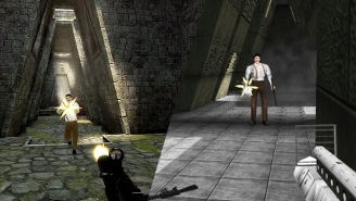 A Gorgeous Multiplayer-Only Recreation Of 'Goldeneye 007' Is Out And It's Free