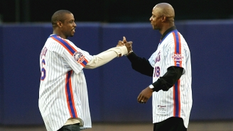 Darryl Strawberry Thinks Doc Gooden Is Going To Die If He Isn't Saved From His 'Cocaine Poison'