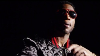 Gucci Mane And Keyshia Ka'ior Make A Mean Bonnie And Clyde In His 'Robbed' Video