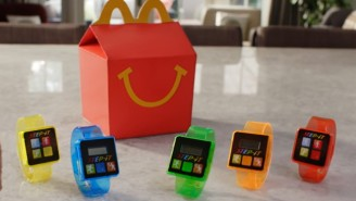 McDonald's Is Replacing Happy Meal Toys With Activity Trackers