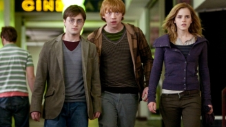 Break Out The Butterbeer Because Three 'Harry Potter' E-Books Are Being Released Next Month