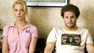 Seth Rogen Wanted To Be The 'Sh*tty Version Of Tom Hanks And Meg Ryan' With Katherine Heigl