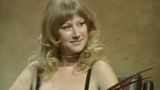 "Helen Mirren asked about how her 'equipment' gets in the way of being ""a serious actress' in 1975"