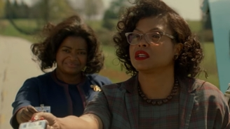 The 'Hidden Figures' Trailer Offers The First Look At The African-American Heroes Of NASA's Early Days