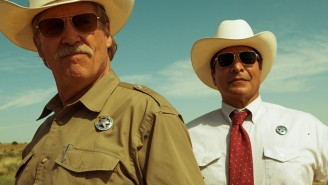Jeff Bridges And Chris Pine Star In 'Hell Or High Water,' A Tense, Clever Modern Western