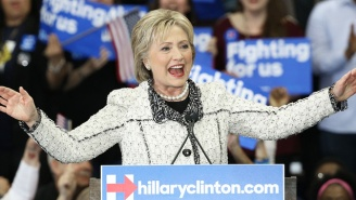 Hillary Clinton's Team Feels So Confident, They Pulled Ads In Two Swing States