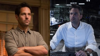 Holy Ant-Man, Batman! Paul Rudd's Hot Toys figure looks JUST like Ben Affleck