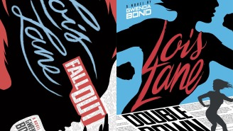 Lois Lane Is A 'Triple Threat' As She Gets ANOTHER Young Adult Novel
