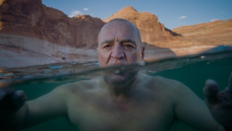 Meet The Man Who Defies All Doubters To Swim The World's Longest Rivers