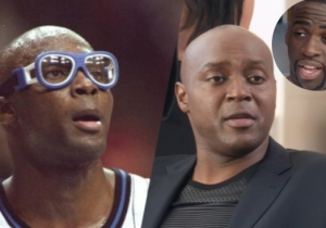 Watch Horace Grant And His Goggles Steal The Spotlight From Draymond Green In His Own Commercial