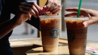 Sorry Starbucks Lovers Who Don't Get Volume Displacement, You Can't Sue For 'Too Much Ice'