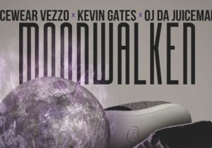Icewear Vezzo Drops The 'Moon Walken Remix' With Kevin Gates And OJ Da Juiceman