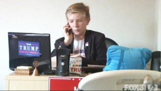 There Is An Actual 12-Year-Old Running A Trump Campaign Office In Colorado
