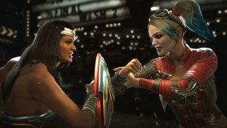 'Injustice 2' Debuts Harley Quinn And Deadshot In A New Trailer