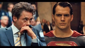 Did You Notice 'Batman V Superman' And 'Iron Man 2' Are The Same Damn Movie?