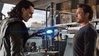 Tony Stark shows his unconditional love of Asgard's wayward son on Instagram