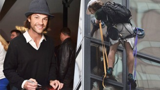 People Thought The Trump Tower Climber Was Jared Padalecki From 'Supernatural'