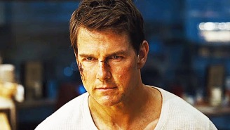 Tom Cruise only heightens our love for Jack Reacher