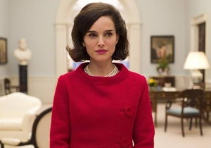 This Jackie Kennedy biopic's score is going to be insane