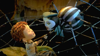 'James and the Giant Peach' gets an Oscar-winning director for its live-action take