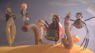 The Live-Action Remakes Continue With A Sam Mendes Take On 'James And The Giant Peach'