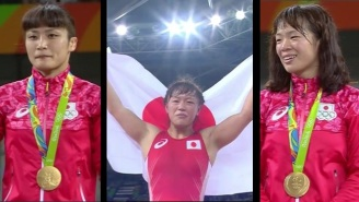 The Women Of Japan's Wrestling Team Remain The Most Dominant Force On The Planet
