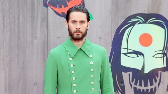 Jared Leto Ruined Everyone's Fun With The 'Reality' Of His Silly Green Coat