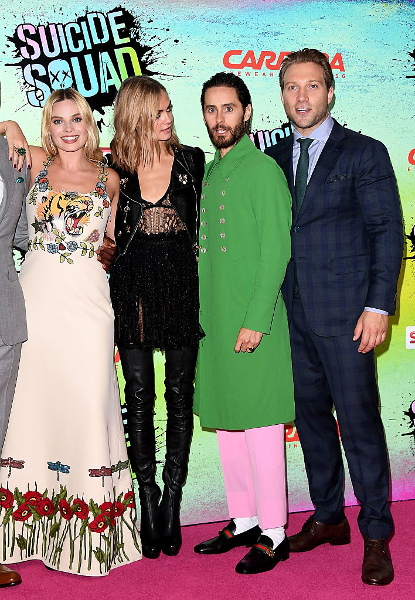Jared Leto's dumb outfit