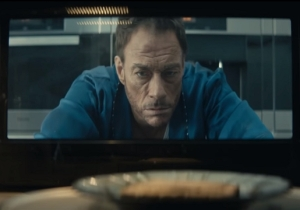 The Muscles From Brussels Is A Pop Tart Enthusiast In The Trailer For Amazon's 'Jean Claude Van Johnson'