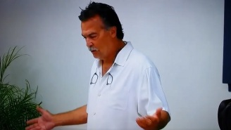 Watch Jeff Fisher Ruthlessly Cut A Wide Receiver For Having A Girl In His Room At Training Camp