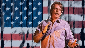 UPROXX 20: Jeff Foxworthy Really, Really Likes Collecting Arrowheads