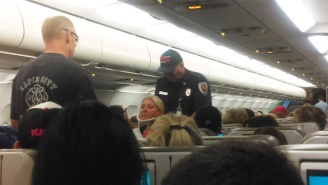 Dozens Of JetBlue Passengers And Crew Members Were Injured During Severe Turbulence