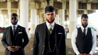 Take A Moment To Watch Jidenna's 'Chief Don't Run' Video