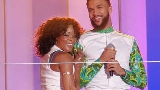 Jidenna Gives Us 'A Little Bit More' During The MTV VMAs Pre-Show