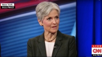 Jill Stein Embraces The Internet And Endorses Her Own Dank Memes