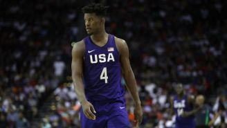 Jimmy Butler Seriously Believes He Would Make A Good NFL Wide Receiver