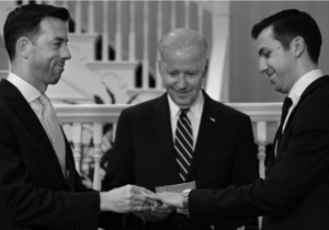 Joe Biden Helped Wed Two Same-Sex White House Staffers At His Home