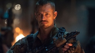 Joel Kinnaman Had A Seriously Intense (And Sort Of Insane) Training Routine For 'Suicide Squad'