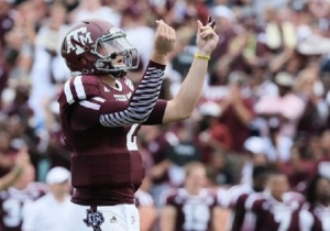Johnny Manziel Has Been Voted The Best SEC Football Player Of The Last 50 Years