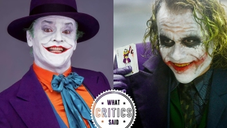 The Joker: What the critics said in 1989 and 2008
