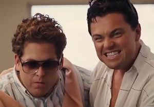 Jonah Hill Did So Much Fake Cocaine During 'Wolf Of Wall Street' It Put Him In The Hospital