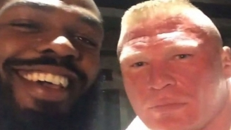 Jon Jones And Brock Lesnar Might Be Eligible To Compete In UFC Again Sooner Than Expected