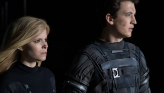Kate Mara Shares Miles Teller's Desire To Make Another 'Fantastic Four' Movie